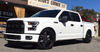 MaxTrac K333435 3/5 2015-2019 Ford F-150 Lowering Kit Installed