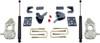 """2015-2020 Ford F-150 4wd 2/4"""" Lowering Kit W/ MaxTrac Shocks - MaxTrac K333224-4WD"""