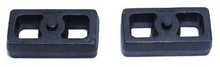 "2019-2021 GMC Sierra 1500 2wd/4wd 1"" Cast Lift Blocks - MaxTrac 810010"