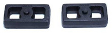"2019-2021 Chevy Silverado 1500 2wd/4wd 2"" Cast Lift Blocks - MaxTrac 810020"