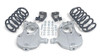 """2015-2020 SUV 2wd (With Autoride) 2/3"""" Lowering Kit - MaxTrac KS331623A"""