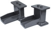 "2009-2020 Ford F250/F350 2WD Rear 4"" Lift Blocks - MaxTrac 813360"