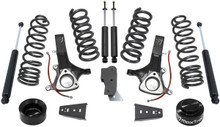 "2019-2021 Dodge Ram 1500 Classic 5 Lug Eco Diesel 6.5""/4.5"" Lift Kit W/ Shocks - MaxTrac K882464"