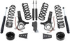 "2019-2022 Dodge RAM 1500 Classic 5 Lug Eco Diesel 6.5""/4.5"" Lift Kit W/ Shocks - MaxTrac K882464"