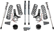 "2019-2021 Dodge Ram 1500 Classic 5 Lug 2wd 5.7L V8 HEMI 7""/4.5"" Lift Kit W/ FOX Shocks - MaxTrac K882471F"