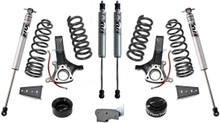 "2019-2021 Dodge Ram 1500 Classic 5 Lug 4.7L V8 2wd 7""/4.5"" Lift Kit W/ FOX Shocks - MaxTrac K882470F"