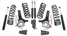 "2019-2021 Dodge Ram 1500 Classic 5 Lug 5.7L V8 2wd 7"" Lift Kit W/ MaxTrac Shocks - MaxTrac K882471"