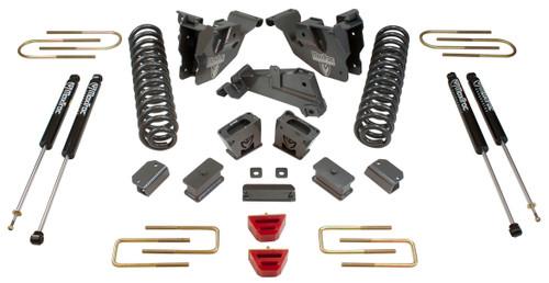 """2019-2022 Dodge RAM 3500 4wd 6"""" MaxPro Lift Kit W/ MaxTrac Shocks - MaxTrac K947563"""