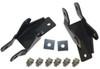 "2007-2018 Chevy Silverado 1500 Rear Shock Extenders For 4-7"" Flip Kit - MaxTrac 401500"