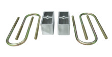 """1982-2004 Chevy S-10 2"""" Block And U-Bolts - MaxTrac 430020"""