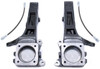 """2003-2014 Toyota 4 Runner 2wd 4"""" Lift Spindles W/ Extended Brake Lines - MaxTrac 706440"""