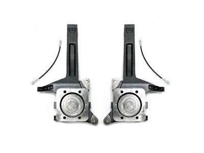 """2007-2020 Toyota Tundra 2wd 3.5"""" Lift Spindles W/ Extended Brake Lines - MaxTrac 706735"""
