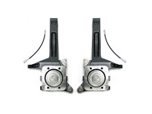 """2007-2022 Toyota Tundra 2wd 3.5"""" Lift Spindles W/ Extended Brake Lines - MaxTrac 706735"""