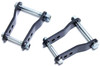 "1995.5-2004 Toyota Tacoma 2wd/4wd 2"" Rear Lift Shackles - MaxTrac 716920"