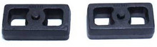 "2001-2010 GMC Sierra 1500HD 2wd/4wd 1"" Cast Lift Blocks - MaxTrac 810010"