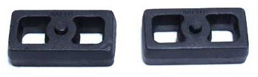 "1988-1998 GMC Sierra 1500 2wd 1"" Cast Lift Blocks - MaxTrac 810010"