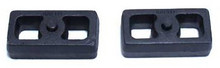 "1988-1998 Chevy Silverado 1500 2wd 1"" Cast Lift Blocks - MaxTrac 810010"