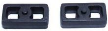 "1988-1998 Chevy Suburban 2wd 1"" Cast Lift Blocks - MaxTrac 810010"