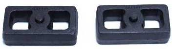 "1988-1998 Chevy Suburban 2wd 1"" Cast Lift Blocks - MaxTrac 810010"