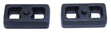 "1999-2006 Chevy Silverado 1500 2wd 1"" Cast Lift Blocks - MaxTrac 810010"