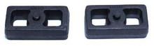 """1994-2001 Dodge RAM 1500 2wd 1"""" Cast Lift Blocks - MaxTrac 810010"""