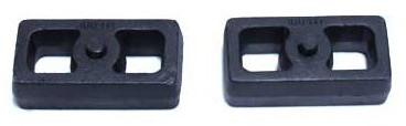 """1997-2003 Ford F-150 2wd/4wd 1"""" Cast Lift Blocks - MaxTrac 810010"""