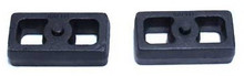 "2005-2020 Toyota Tacoma (6 Lug) 2wd/4wd 1"" Cast Lift Blocks - MaxTrac 810010"