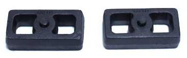 """2005-2020 Toyota Tacoma (6 Lug) 2wd/4wd 1"""" Cast Lift Blocks - MaxTrac 810010"""