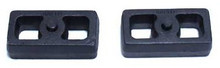 "2001-2010 Chevy Silverado 3500 HD 2wd/4wd 1.5"" Cast Lift Blocks - MaxTrac 810015"