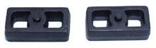 "2001-2010 Chevy Silverado 3500 HD 2wd/4wd 1.5"" Cast Lift Blocks - MaxTrac 810015"