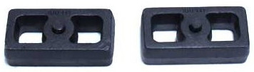 "2001-2010 GMC Sierra 1500HD 2wd/4wd 1.5"" Cast Lift Blocks - MaxTrac 810015"