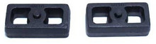 "2001-2010 GMC Sierra 3500 HD 2wd/4wd 1.5"" Cast Lift Blocks - MaxTrac 810015"