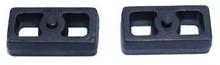 "1988-1998 Chevy Tahoe 2wd 1.5"" Cast Lift Blocks - MaxTrac 810015"