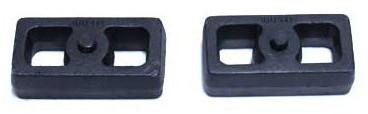 "1988-1998 Chevy Suburban 2wd 2"" Cast Lift Blocks - MaxTrac 810020"