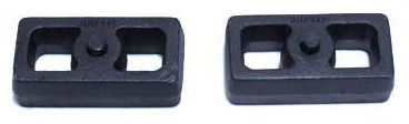 "1988-1998 GMC Yukon 2wd 2"" Cast Lift Blocks - MaxTrac 810020"