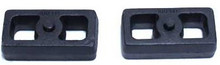 "1999-2006 GMC Sierra 1500 2wd 2"" Cast Lift Blocks - MaxTrac 810020"