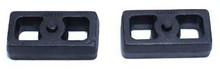 """1994-2001 Dodge RAM 1500 2wd 2"""" Cast Lift Blocks - MaxTrac 810020"""