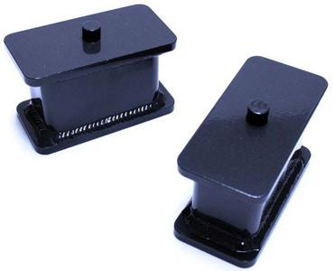 "1988-1998 Chevy Tahoe 2wd 3"" Fabricated Lift Blocks - MaxTrac 810030"