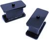 "1988-1998 Chevy Suburban 2wd 3"" Fabricated Lift Blocks - MaxTrac 810030"