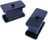 "1988-1998 GMC Yukon 2wd 3"" Fabricated Lift Blocks - MaxTrac 810030"