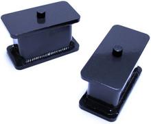 """1994-2001 Dodge RAM 1500 2wd 3"""" Fabricated Lift Blocks - MaxTrac 810030"""