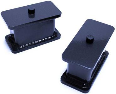 "1988-1998 Chevy Silverado 1500 2wd 4"" Fabricated Lift Blocks - MaxTrac 810040"