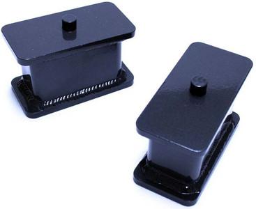 "1988-1998 Chevy Suburban 2wd 4"" Fabricated Lift Blocks - MaxTrac 810040"