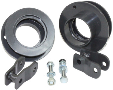 """2014-2021 Dodge RAM 3500 2wd/4wd 2"""" Lift Front Coil Spacer W/ Shock Extenders - MaxTrac 832820"""