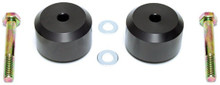 "2005-2019 Ford F-250 Super Duty 4wd 2"" Lift Aluminum Coil Bucket Spacers (Bottom Mount) - MaxTrac 833720"