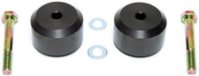 "2005-2016 Ford F-350 Super Duty 4wd 2"" Lift Aluminum Coil Bucket Spacers (Bottom Mount) - MaxTrac 833720"