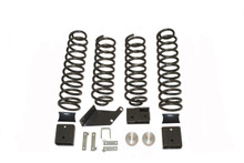 "2007-2016 Jeep JK Wrangler 3"" Coil Lift Kit No Shocks - MaxTrac 889730"