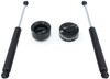 """2009-2018 Dodge RAM 1500 2wd 1.5"""" Rear Coil Spacers & Shocks - MaxTrac 902415"""