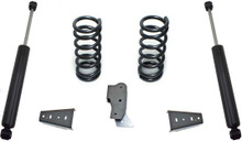 "2009-2018 Dodge RAM 1500 2wd 3"" Rear Lift Kit W/ Rear MaxTrac Shocks - MaxTrac 902430"