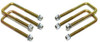 "1988-1998 Chevy & GMC SUV 2wd U-Bolts For 1""-1.5"" Lift Blocks - MaxTrac 910101"